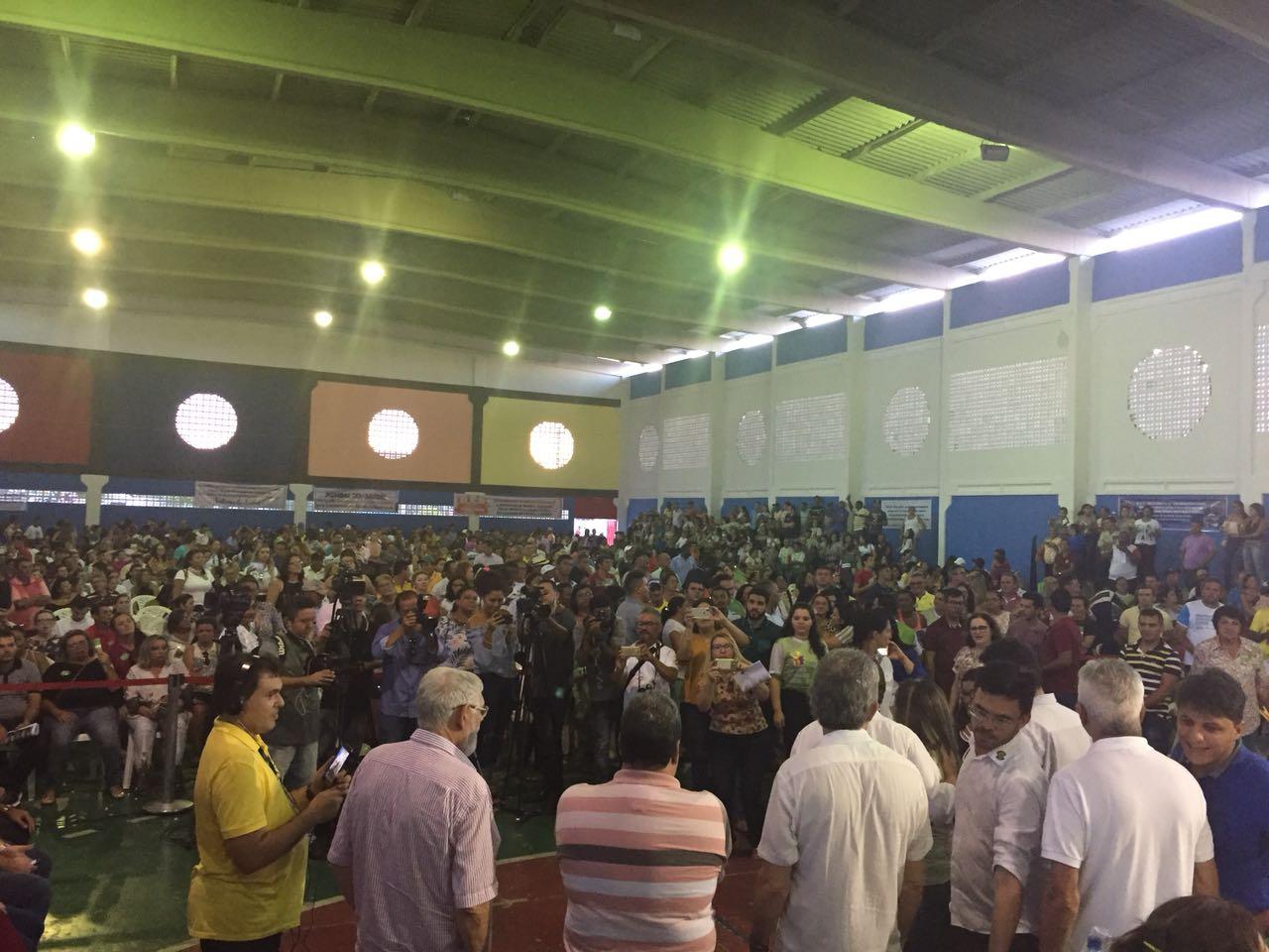 ACOMPANHE: Governo realiza audiência do Orçamento Democrático Estadual em Pombal