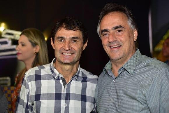 Cartaxo e Romero afinam discurso sobre candidatura única das oposições