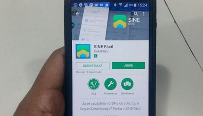 Sine-PB disponibiliza aplicativo para ajudar na procura de emprego
