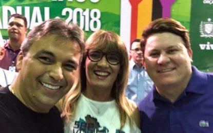 Livânia Farias declara apoio a candidatura de Genival Matias