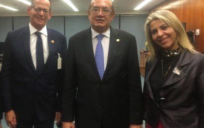 Gilmar Mendes participará de debate na Câmara de João Pessoa