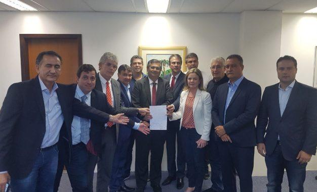 BARRADOS PELA PF: Governadores do NE e senadores deixam carta para Lula