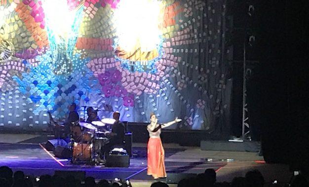 Maria Rita discursa sobre violência e intolerância no Brasil durante show em JP; VEJA VÍDEOS