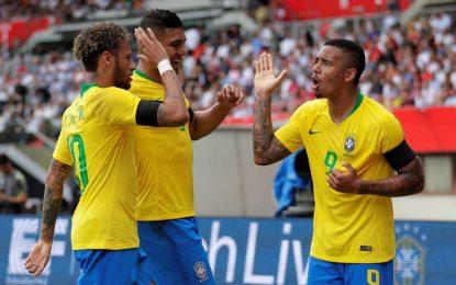 TESTADO E APROVADO: Brasil fecha preparação para Copa com goleada – VEJA VÍDEO
