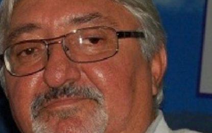 Morre no Hospital Napoleão Laureano em João Pessoa o ex-prefeito Erivan Guarita
