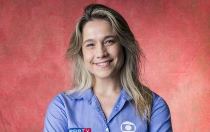VEJA: Fernanda Gentil se despede do Esporte Espetacular com vídeo de gafes históricas