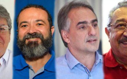 [ASSISTA AGORA] Debate entre os candidatos ao Governo da Paraíba pela TV Sol