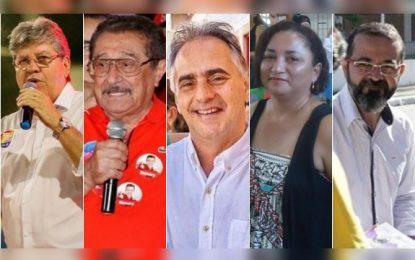 Pesquisa: Maranhão tem 32,7%, Lucélio 17,5% e Azevêdo 14,6%