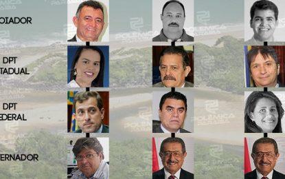 RADIOGRAFIA DA POLÍTICA: Em Mataraca, três cabos eleitorais dominam a cena na eleição em 2018