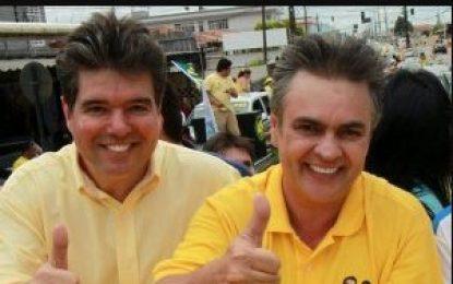Ruy Carneiro confirma que passará para Cássio o comando do PSDB na PB