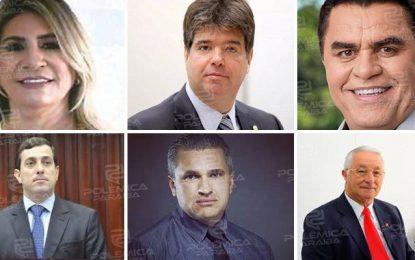 BANCADA DE CARA NOVA: conheças os deputados que vão representar a Paraíba em Brasília