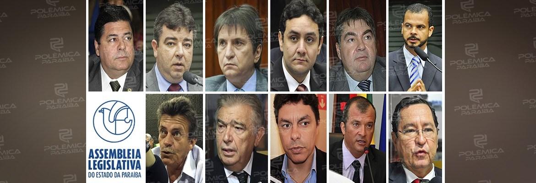 DEPUTADOS DERROTADOS: conheça os parlamentares que não conseguiram se reeleger para a ALPB