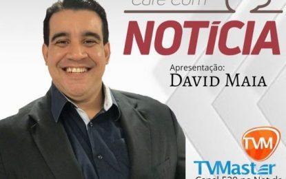 Programa Café com Notícia na TV Master voltará ao ar sob novo comando