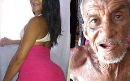 Mulher de 24 anos se casa com homem de 78 e o mata após obrigá-lo a fazer relações sexuais 7 dias sem parar