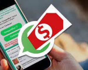 Novo golpe do WhatsApp promete R$ 70 em crédito pré-pago