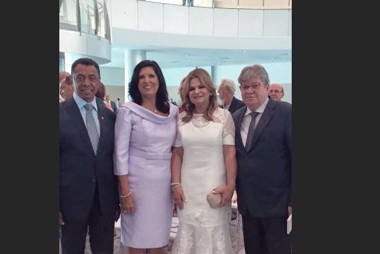 DIA DA POSSE: João Azevedo afirma que 'maior desafio é manter a Paraíba no patamar em que se encontra hoje'