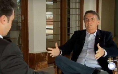 'Nunca foi meu laranja', afirma Bolsonaro sobre Queiroz