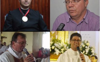 R$ 12 MILHÕES DE INDENIZAÇÃO: Dom Aldo e quatro padres são acusados de exploração sexual de adolescentes; Veja vídeo