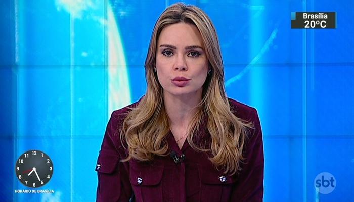 Sheherazade deixa telejornal do SBT por causa de cirurgia