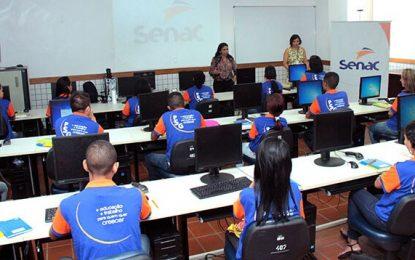 Senac abre mais de 2800 vagas em cursos na Paraíba