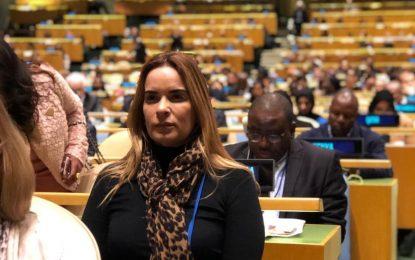 'A MULHER NO UNIVERSO DA POLÍTICA': senadora Daniella Ribeiro cumpre sua primeira missão oficial nos EUA