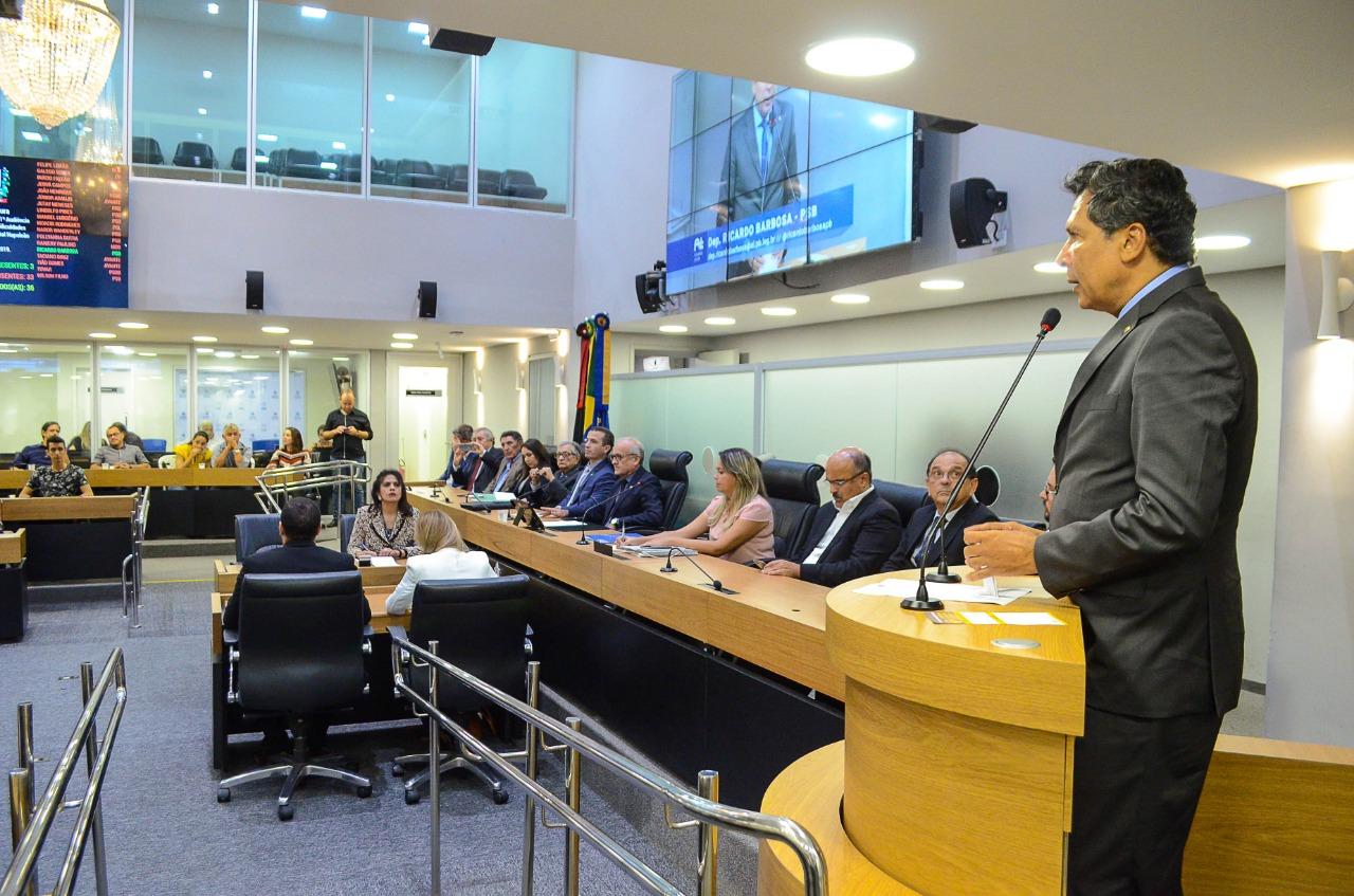Deputados debatem formas de apoio e manutenção das atividades do Hospital Napoleão Laureano
