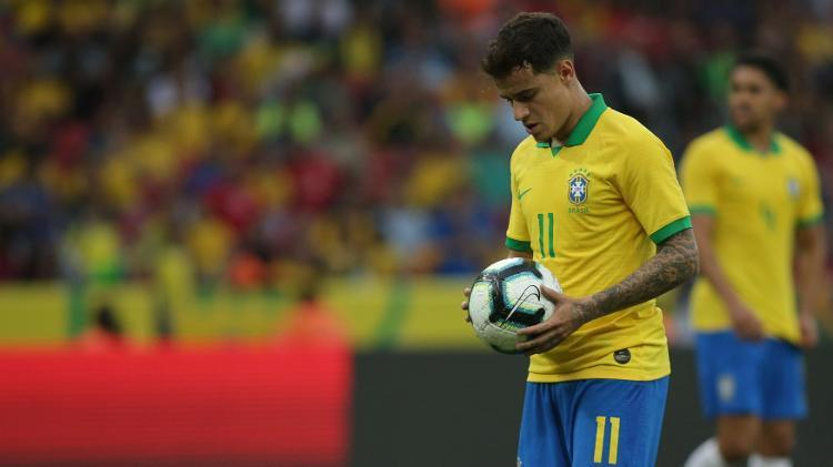 AMISTOSO: Brasil atropela Honduras e consegue a maior goleada desde 2012