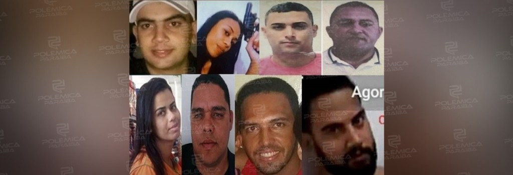 SAIBA QUEM SÃO: Veja os oito envolvidos em assalto que foram mortos durante ação policial em Barra de São Miguel