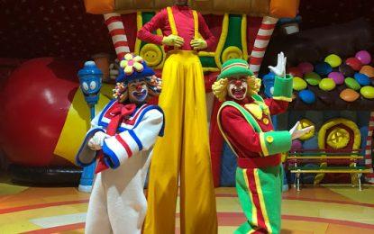 Sucesso absoluto, Circo do Patati Patatá chega em João Pessoa