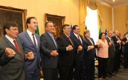 QUATRO PAÍSES EUROPEUS JÁ QUEREM INVESTIR NO NORDESTE: João Azevedo se reúne com governadores da região e com embaixador francês nesta segunda-feira