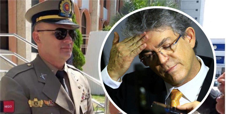 VÍDEO: O dia em que Cabo Gilberto desmoralizou Ricardo Coutinho na tribuna da ALPB