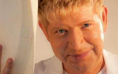 Morre o cantor português Roberto Leal aos 67 anos.