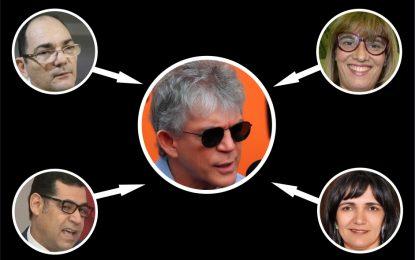 Sob o comando político de Ricardo Coutinho, PSB vira sinônimo de corrupção na Paraíba