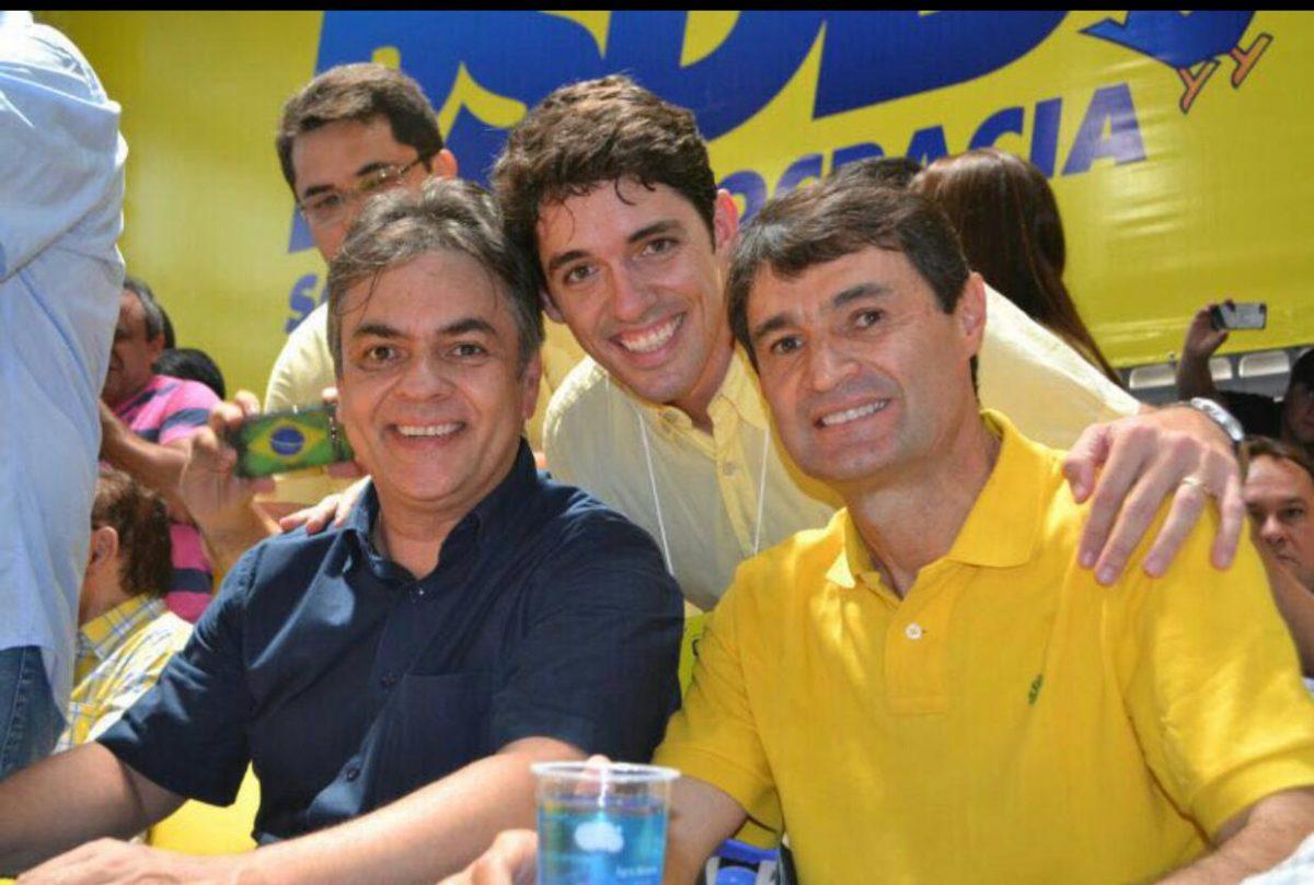 O dia em que Tovar associou Cássio ao bolsonarismo e quase botou uma pá de cal na carreira política do ex-senador