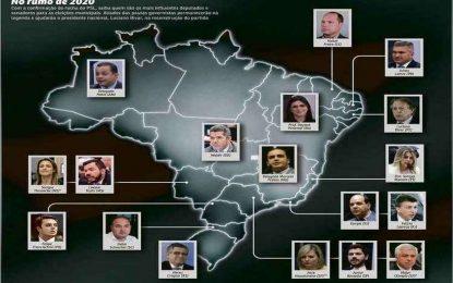 Correio Braziliense destaca pré-candidatura de Nilvan Ferreira a prefeito de João Pessoa