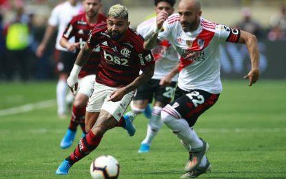 VIRADA HISTÓRICA! Flamengo vence River Plate e conquista Libertadores 2019