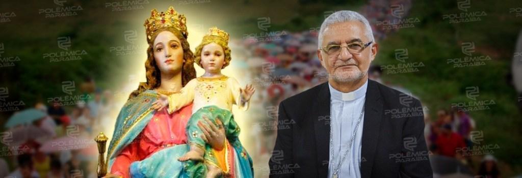 ROMARIA DA PENHA: Para Dom Delson, a 'fé do povo' é 'incontrolável' e principal marca da festa católica; VEJA VÍDEO