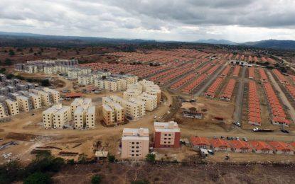 HABITAÇÃO: Em 7 anos, Luciano Cartaxo já construiu o equivalente a dois complexos Aluízio Campos