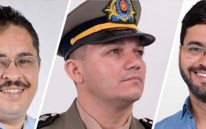 DATAVOX: Capitão Antonio e Doutor Francisco lideram pesquisa eleitoral para a prefeitura de Bayeux; Berg é o mais rejeitado