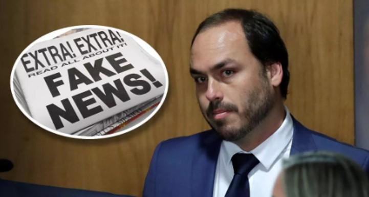 CPI das Fake News: advogado orientou Carluxo a apagar perfis das redes