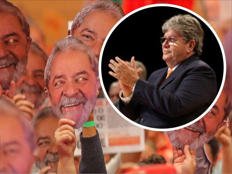Se depender dos petistas do Instituto Lula, João Azevedo já pode se considerar ex-governador