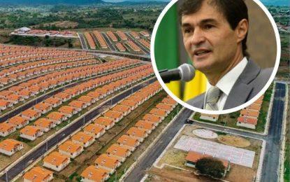 Romero constrói uma cidade dentro de outra cidade e grava seu nome na história de Campina Grande