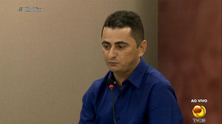"""VÍDEO: Presidente da Câmara de Marizópolis denúncia golpe e ameaças de armação contra """"quem pensa diferente"""""""