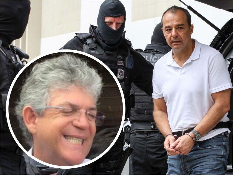 Sérgio Cabral da Paraíba, se deixar Ricardo Coutinho rouba até pano de ferida