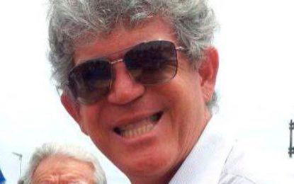 MAGO NA FOLIA: Ricardo Coutinho recebeu passagens para o carnaval do Rio de Janeiro em 2012