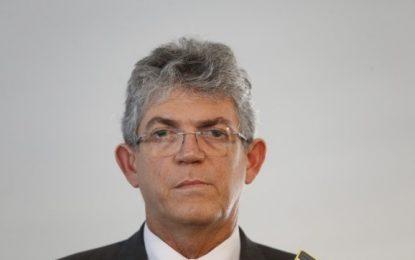 STJ bloqueia R$ 2,2 milhões em bens de Ricardo Coutinho