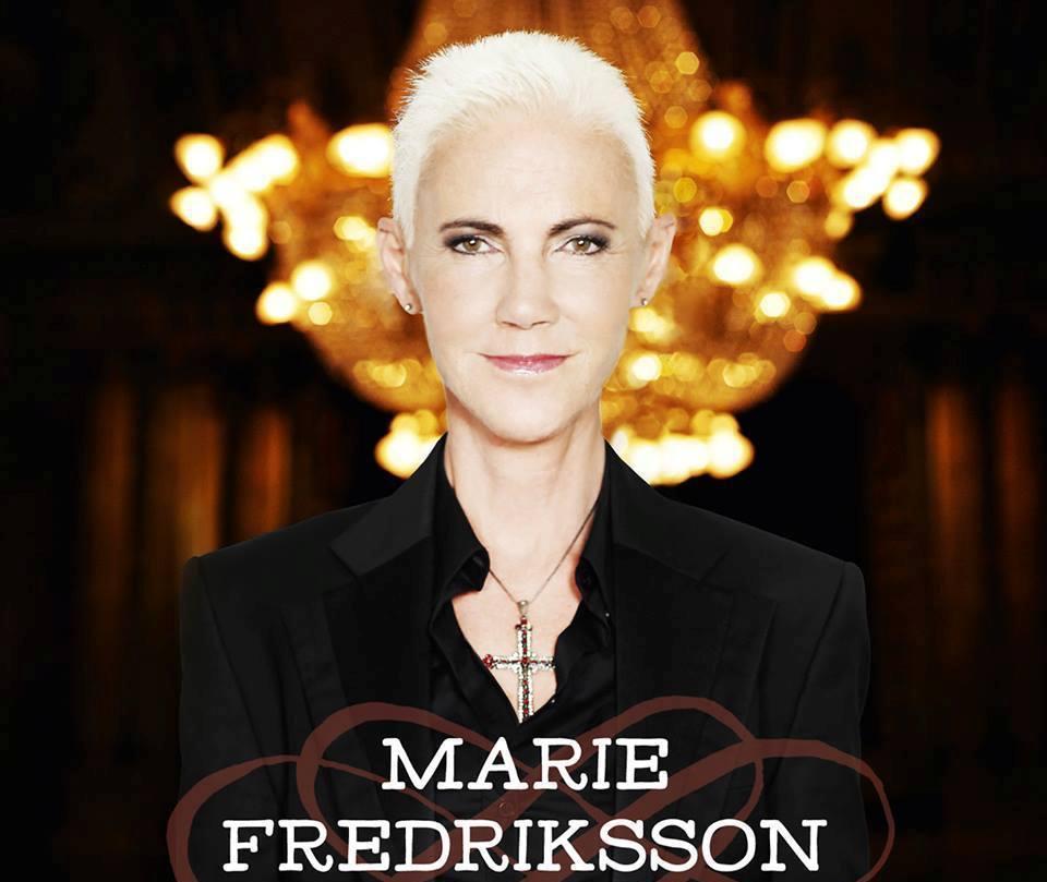 Morre aos 61 anos Marie Fredriksson, vocalista do Roxette
