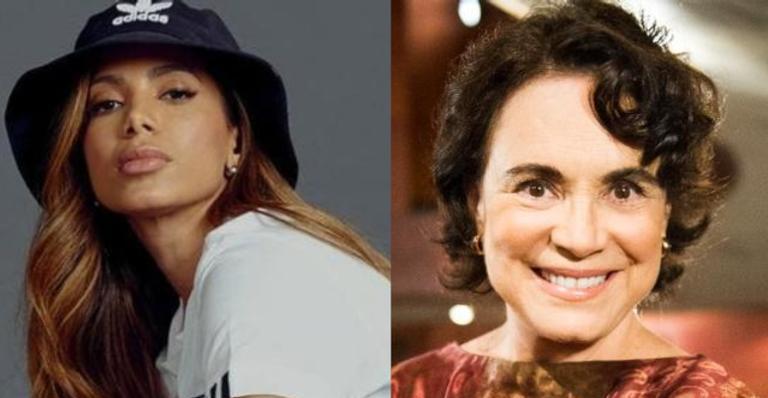 Anitta detona proposta de Regina Duarte contra pancadões