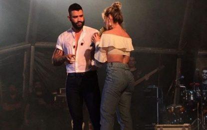 Bêbado, Gusttavo Lima entrega detalhes de relação sexual com esposa durante show em Cabedelo – VEJA VÍDEO