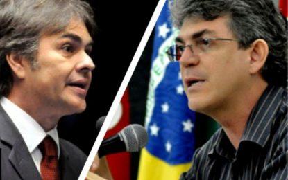 Cássio perdeu a eleição de 2014 para uma 'mala' e um mala